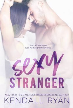 Cover Reveal: Sexy Stranger by Kendall Ryan