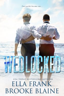 Cover Reveal: Wedlocked (PresLocke #3) by Ella Frank & Brooke Blaine