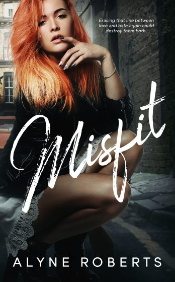 Cover Reveal: Misfit by Alyne Roberts