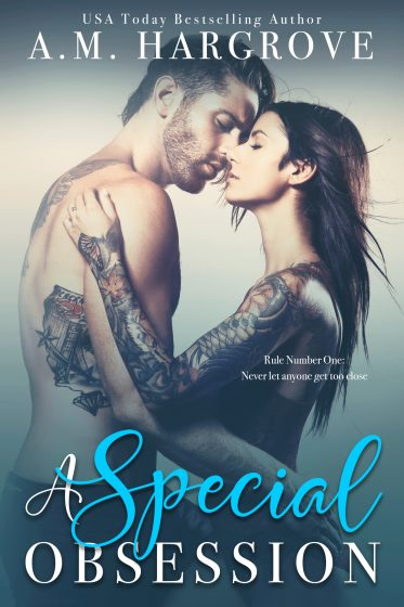 Release Day Blitz: A Special Obsession by AM Hargrove