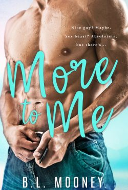 Cover Reveal: More to Me by BL Mooney