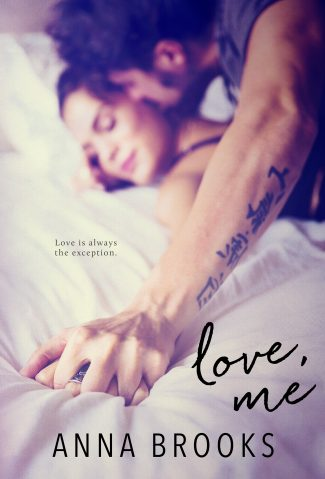 Cover Reveal: Love, Me (Pleasant Valley #2) by Anna Brooks