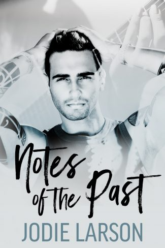 Cover Reveal: Notes of the Past (Lightning Strikes #2) by Jodie Larson