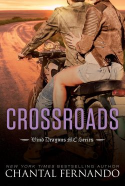 Release Day Blitz & Giveaway: Crossroads (Wind Dragons MC #6) by Chantal Fernando