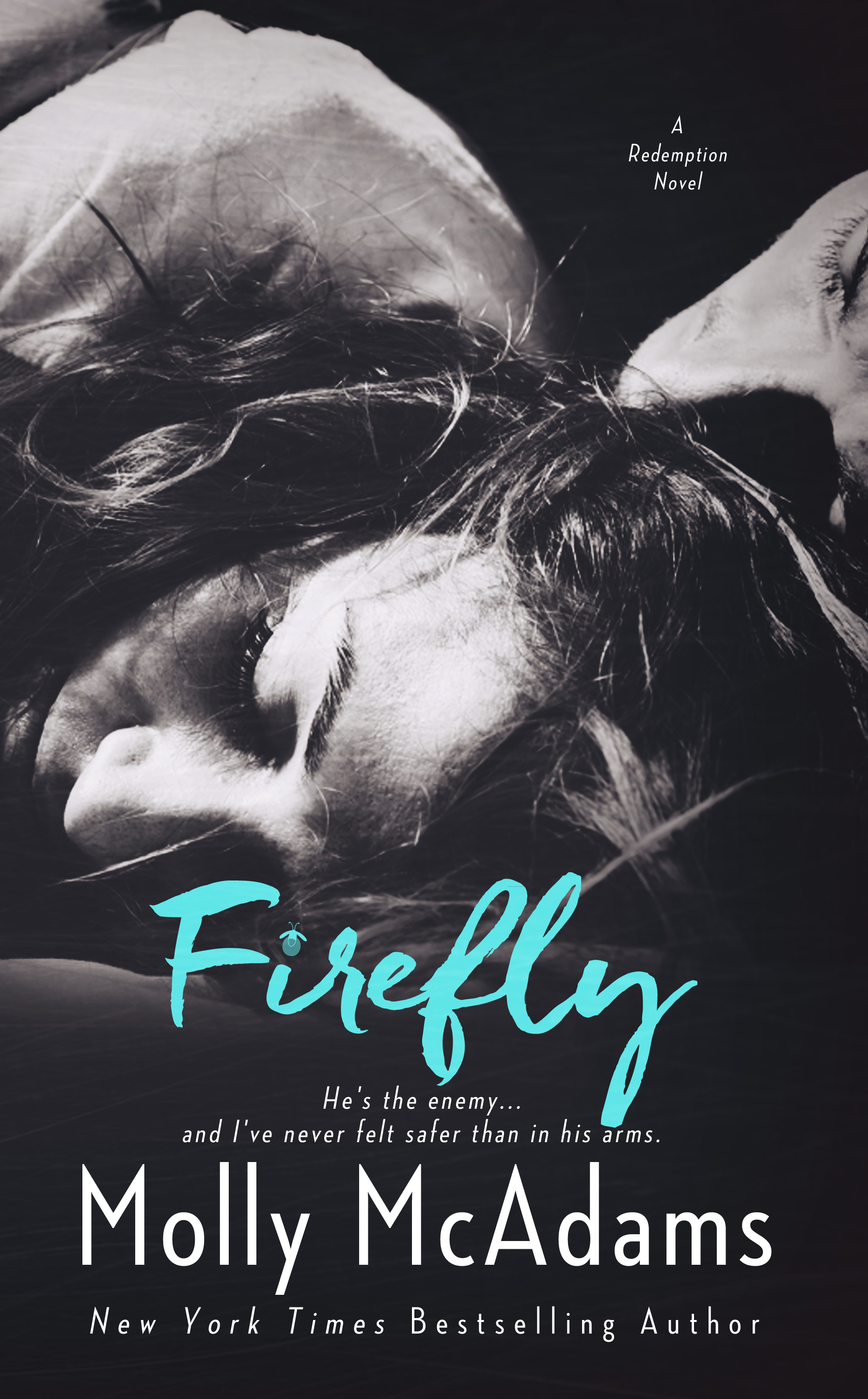 Cover Reveal: Firefly (Redemption #2) by Molly McAdams