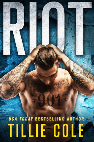 Release Day Blitz: Riot (Scarred Souls #4) by Tillie Cole