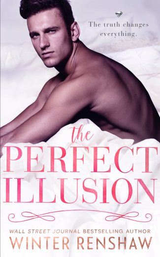 Cover Reveal: The Perfect Illusion by Winter Renshaw