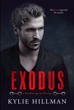 Cover Reveal: Exodus (Centrifuge Duet #2) by Kylie Hillman