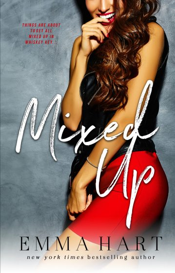 Cover Reveal: Mixed Up by Emma Hart