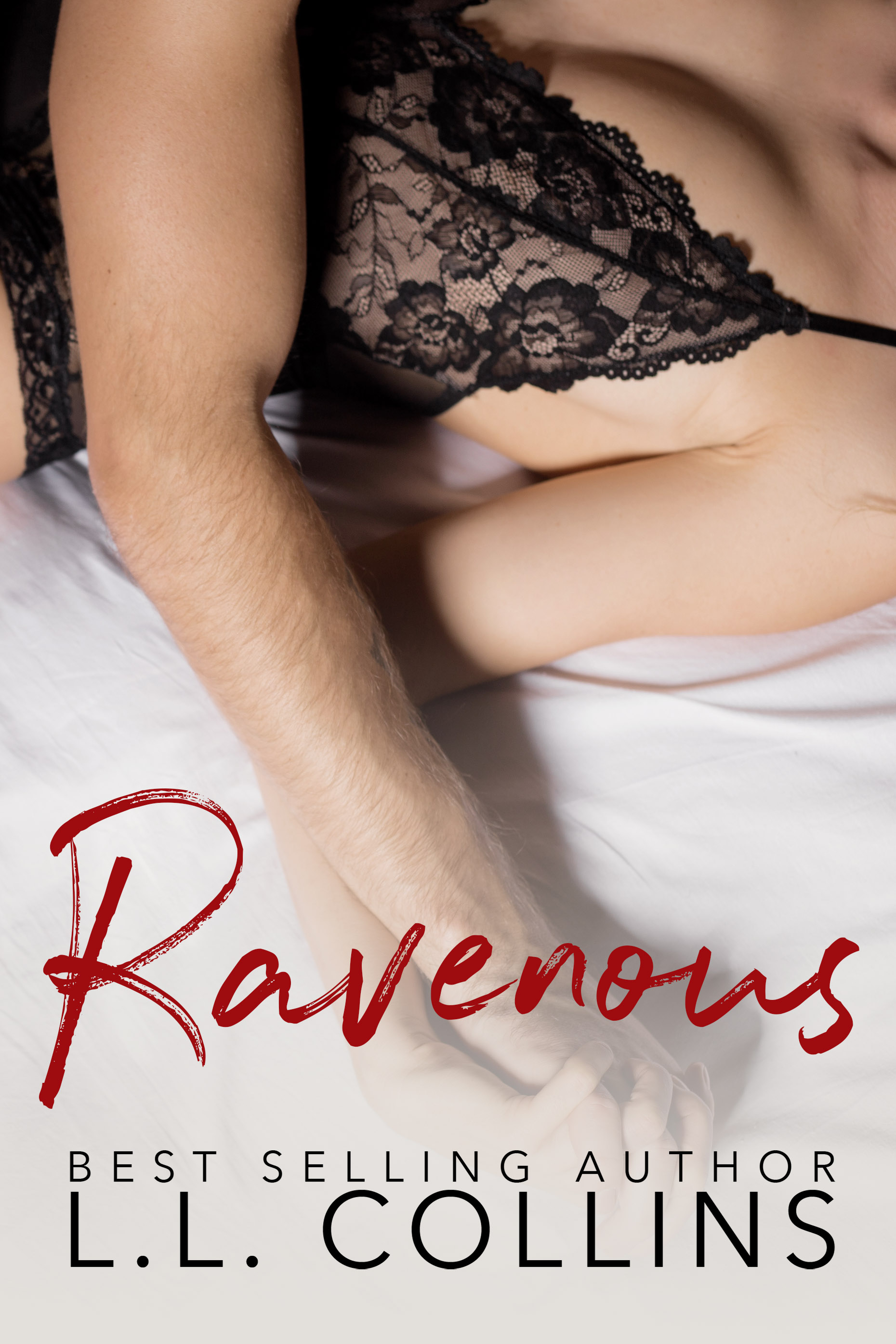 Cover Reveal: Ravenous by LL Collins