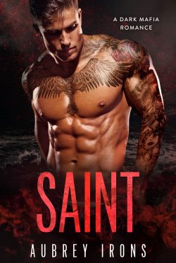 Cover Reveal: Saint by Aubrey Irons