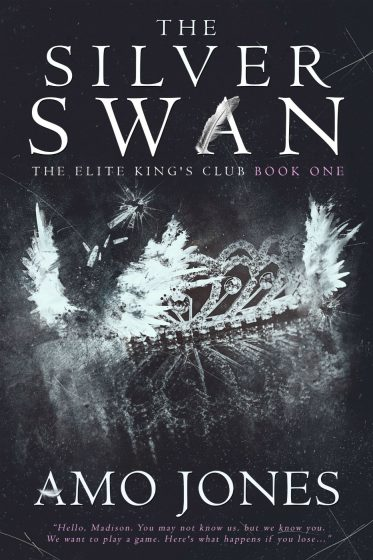Release Day Blitz: The Silver Swan (The Elite Kings Club #1) by Amo Jones