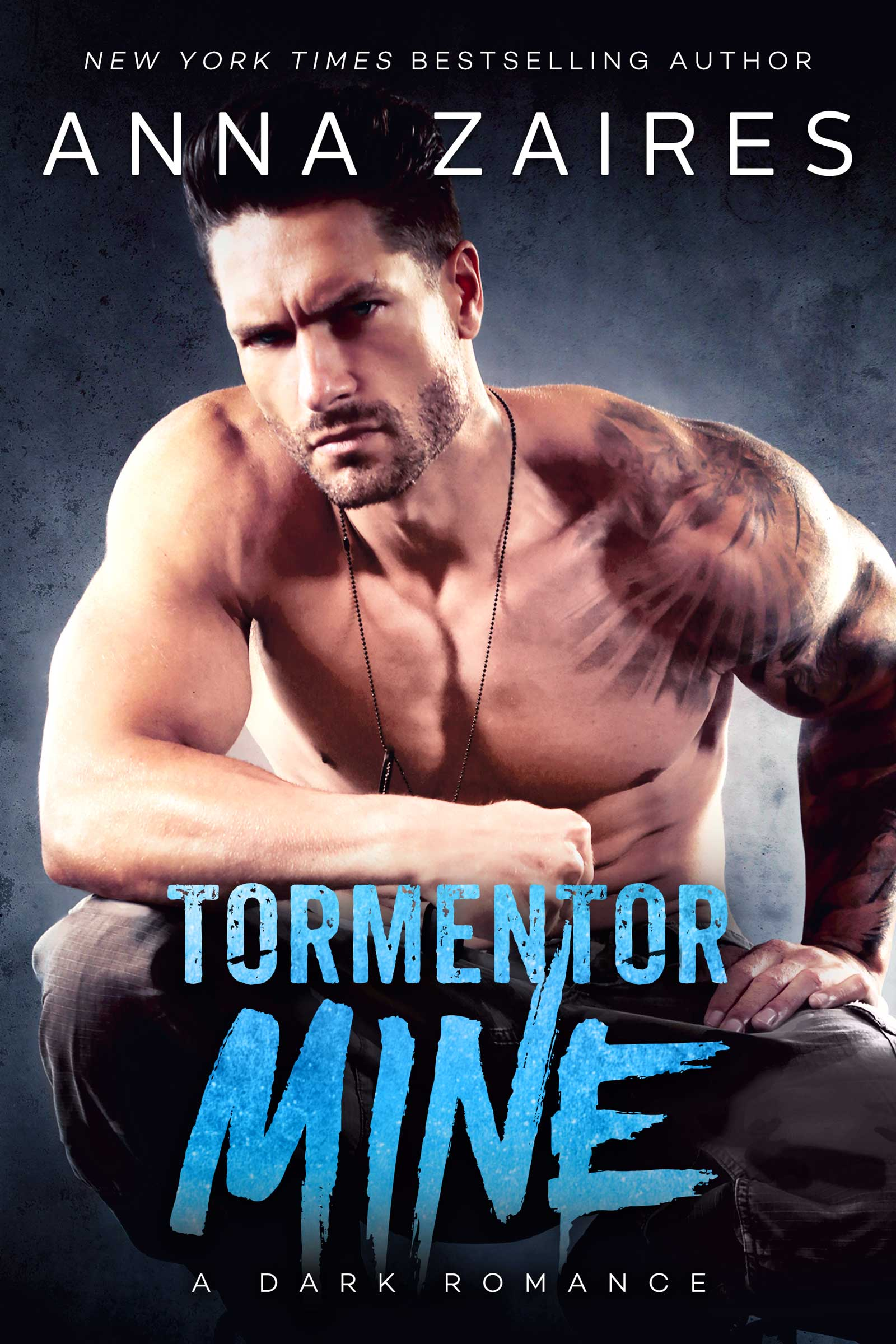 Release Day Blitz: Tormentor Mine by Anna Zaires