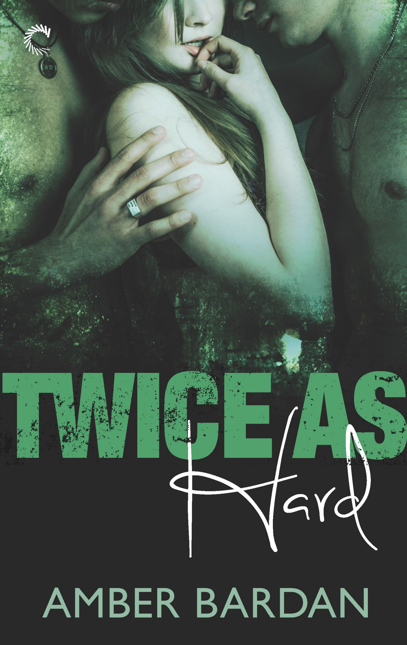 Release Day Blitz: Twice as Hard by Amber A Bardan
