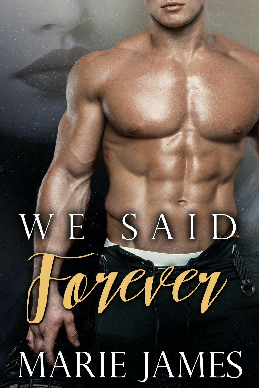 Release Day Blitz & Giveaway: We Said Forever by Marie James