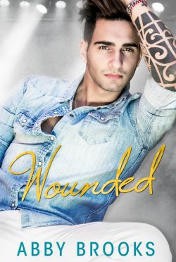 Release Day Blitz & Giveaway: Wounded by Abby Brooks