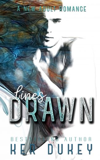 Release Day Blitz: Lines Drawn (Drawn to You #2) by Ker Dukey