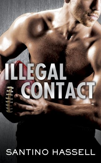 Cover Reveal: Illegal Contact (The Barons #1) by Santino Hassell