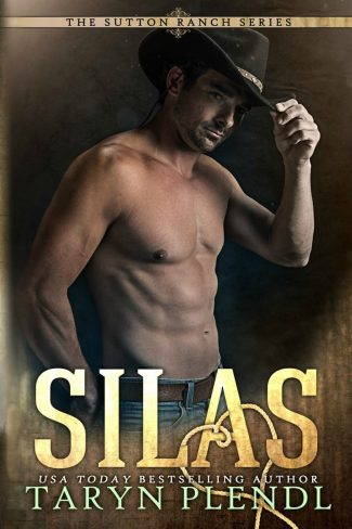 Cover Reveal: Silas (Sutton Ranch #1) by Taryn Plendl