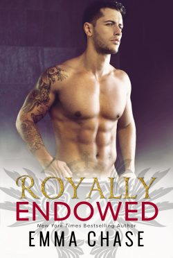 Cover Reveal: Royally Endowed (Royally #3) by Emma Chase