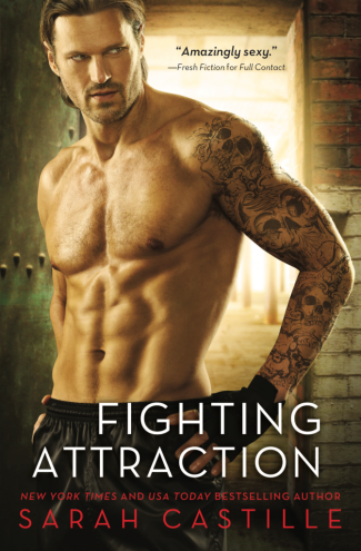 Release Day Blitz & Giveaway: Fighting Attraction (Redemption #4) by Sarah Castille