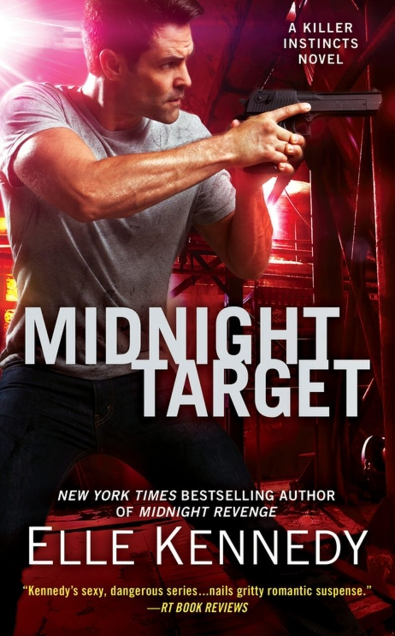 Release Day Blitz: Midnight Target (Killer Instincts #8) by Elle Kennedy