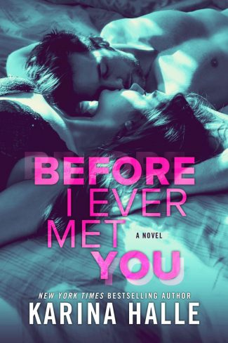 Cover Reveal: Before I Ever Met You by Karina Halle