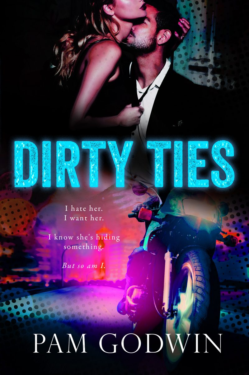 Cover Re-Reveal: Dirty Ties by Pam Godwin