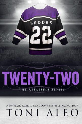 Cover Reveal: Twenty-Two (Assassins #11.5) by Toni Aleo