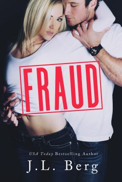 Cover Reveal: Fraud by JL Berg