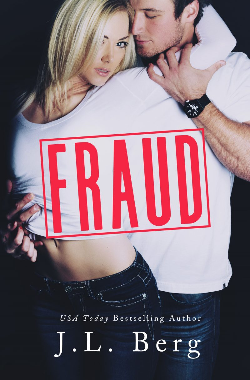 Cover Reveal: Fraud by JL Berg