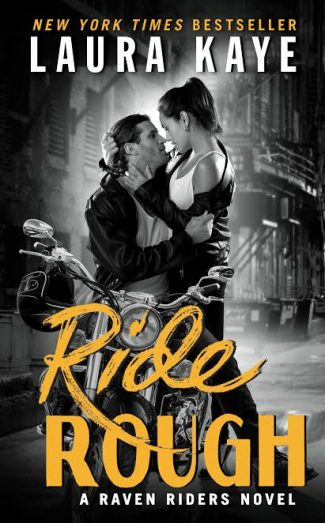 Release Day Blitz & Giveaway: Ride Rough (Raven Riders #2) by Laura Kaye