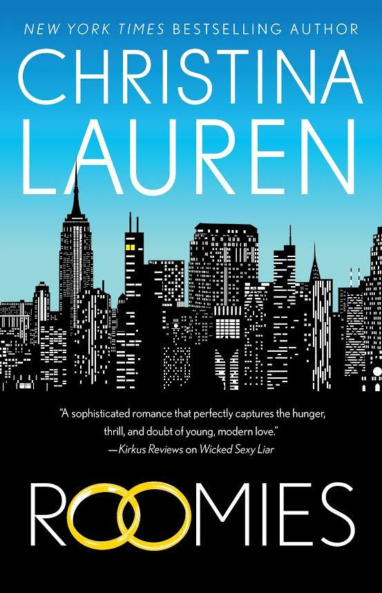 Cover Reveal: Roomies by Christina Lauren