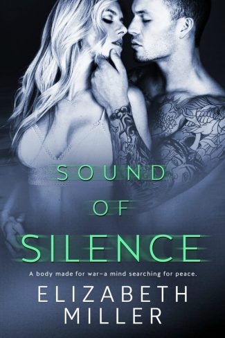 Cover Reveal & Giveaway: Sound of Silence by Elizabeth Miller