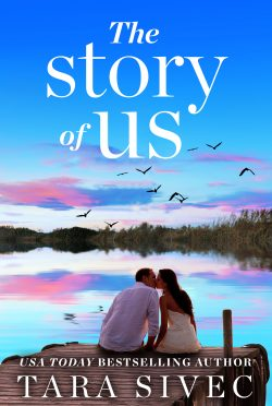 Cover Reveal: The Story of Us by Tara Sivec