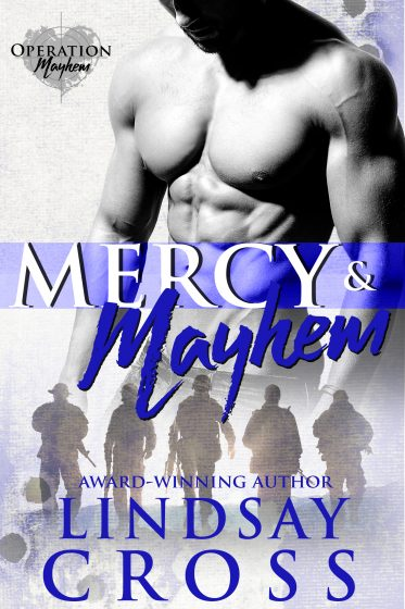 Cover Reveal & Giveaway: Mercy & Mayhem (Operation Mayhem #1) by Lindsay Cross