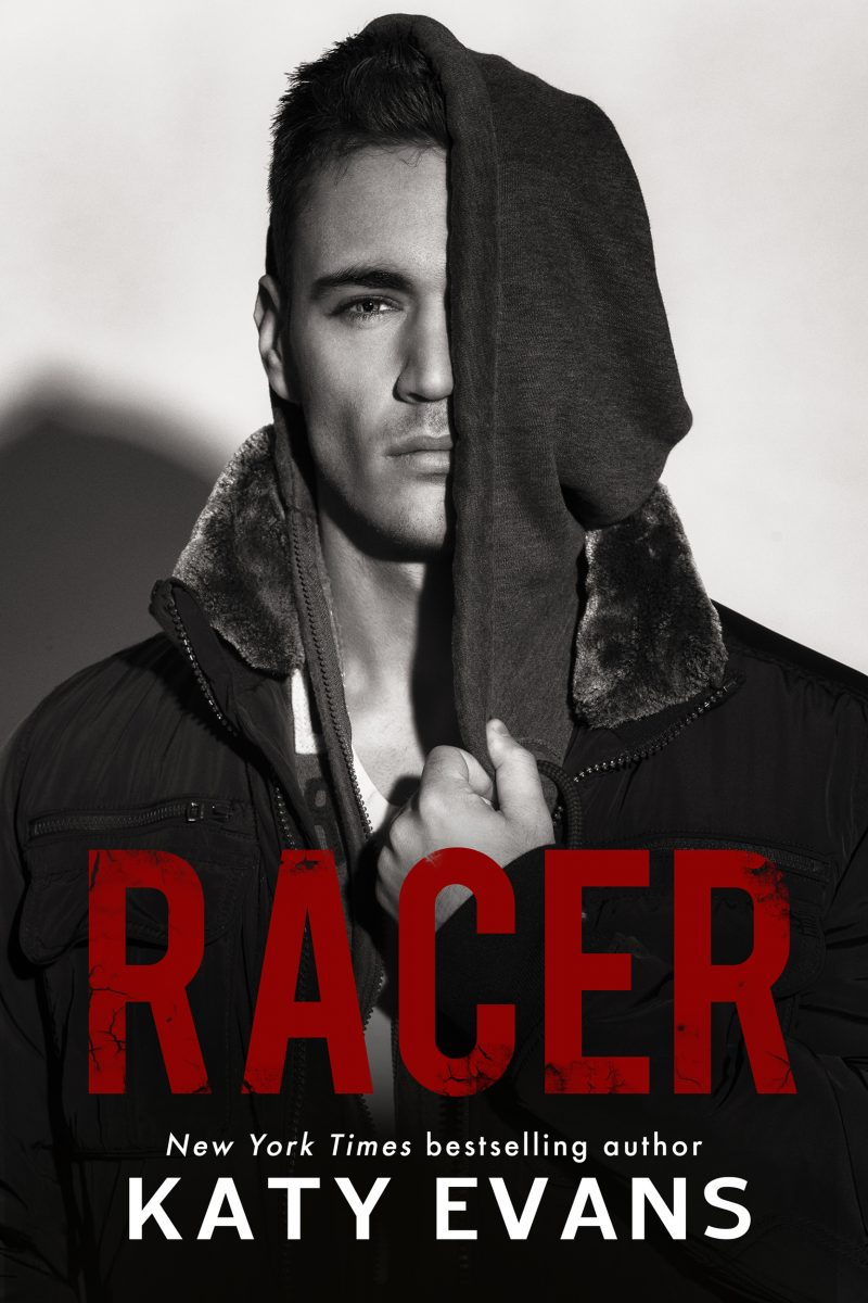 Cover Reveal: Racer (Real #7) by Katy Evans
