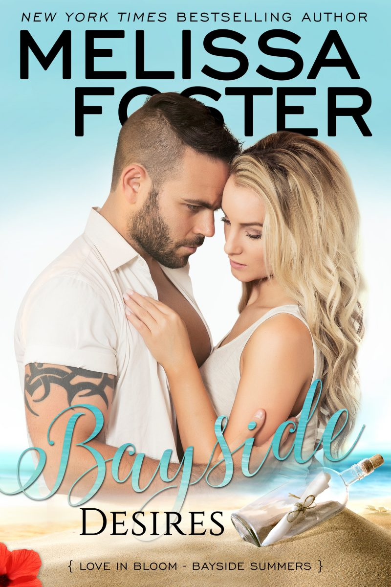 Release Day Blitz & Giveaway: Bayside Desires (Bayside Summers #1) by Melissa Foster