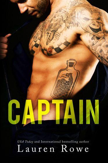 Release Day Blitz: Captain by Lauren Rowe