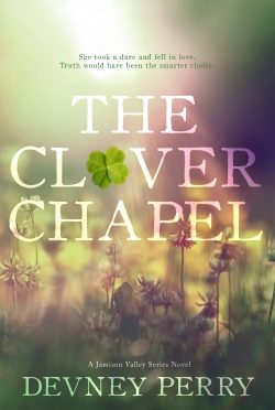 Pre-Order Blitz & Giveaway: The Clover Chapel (Jamison Valley #2) by Devney Perry