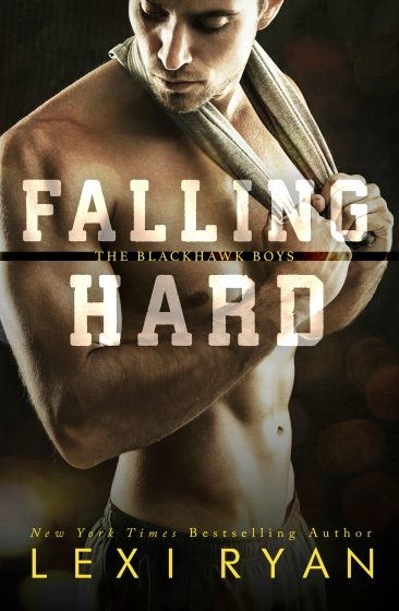 Release Day Blitz & Giveaway: Falling Hard (The Blackhawk Boys #4) by Lexi Ryan