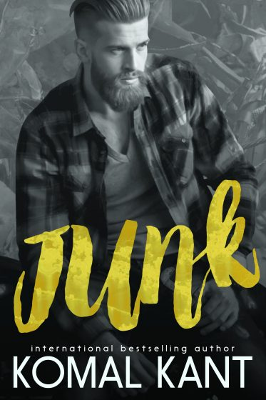 Cover Reveal: Junk by Komal Kant