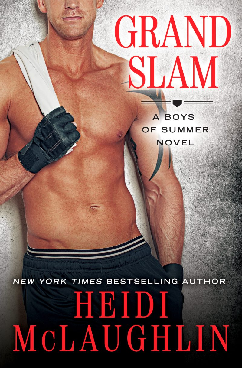 Release Day Blitz & Giveaway: Grand Slam (Boys of Summer #3) by Heidi McLaughlin