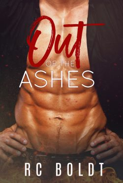 Release Day Blitz: Out of the Ashes by RC Boldt