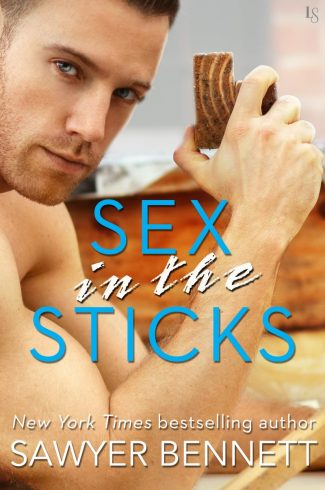 Release Day Blitz: Sex in the Sticks (Love Hurts #1) by Sawyer Bennett