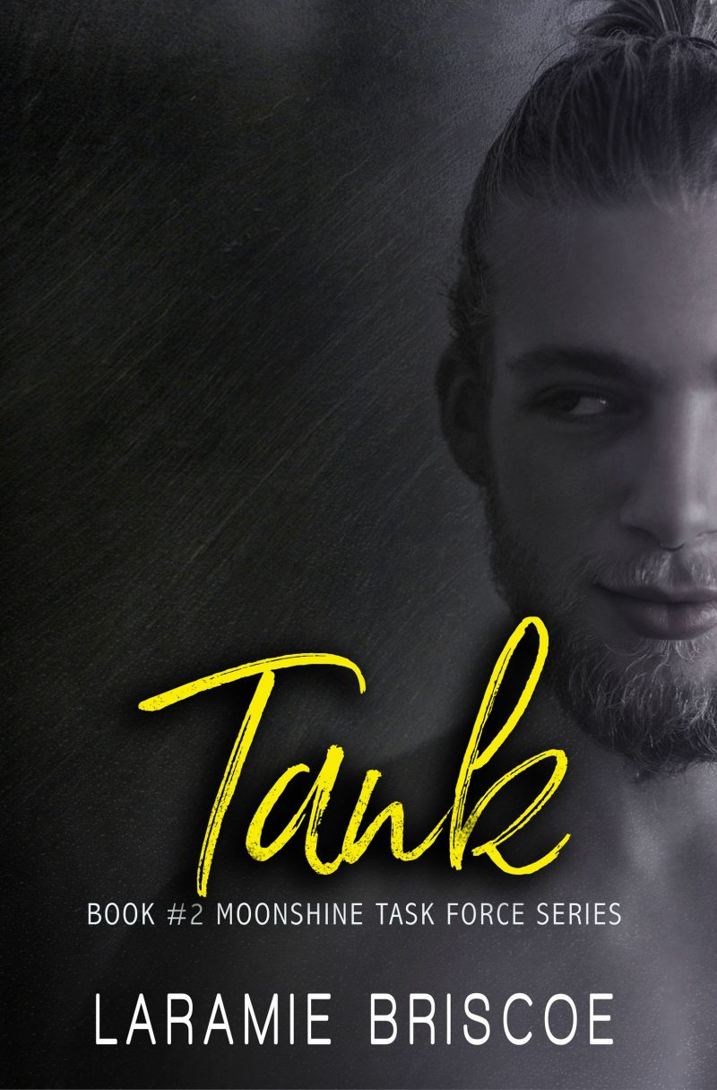 Cover Reveal: Tank (Moonshine Task Force #2) by Laramie Briscoe