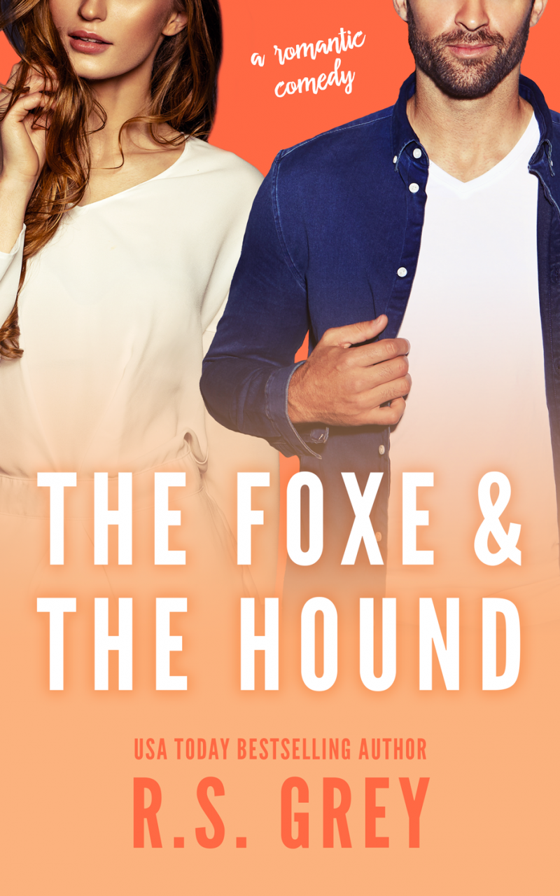 Cover Reveal: The Foxe & the Hound by RS Grey