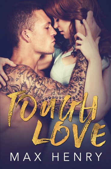 Cover Reveal: Tough Love by Max Henry