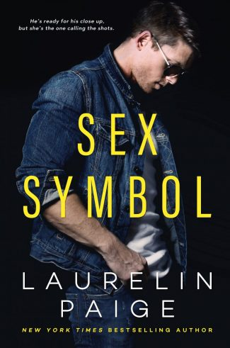 Cover Reveal: Sex Symbol by Laurelin Paige