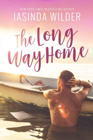 Cover Reveal: The Long Way Home (The One #1) by Jasinda Wilder